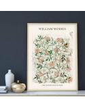 Plakat reprodukcja Jaśmin Jasmine William Morris 3
