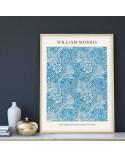 Plakat reprodukcja Aksamitka Merigold William Morris 2