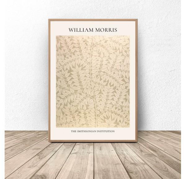 Plakat reprodukcja Gałąź Branch William Morris