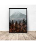 Plakat na ścianę Góry jesienią