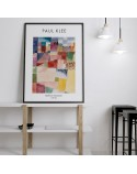 Plakat reprodukcja Motif from Hammamet Paul Klee