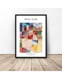 Plakat reprodukcja Motif from Hammamet Paul Klee 3