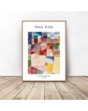 Plakat reprodukcja Motif from Hammamet Paul Klee 2