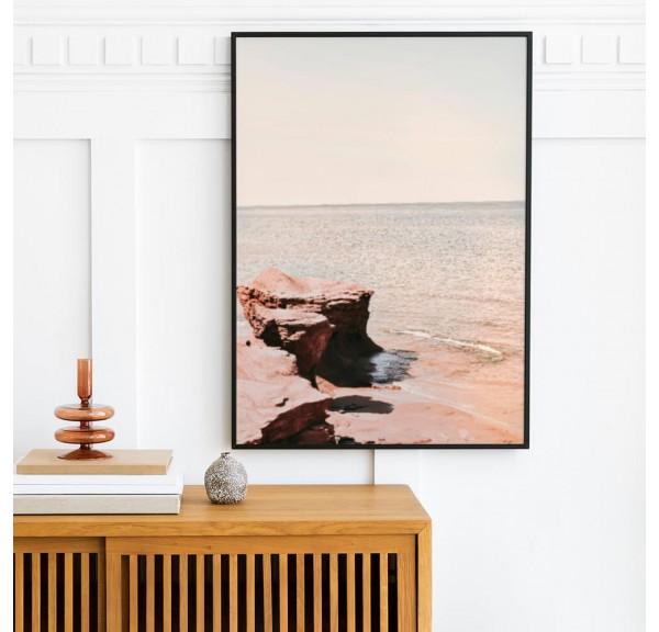 Plakat dekoracyjny Wybrzeże