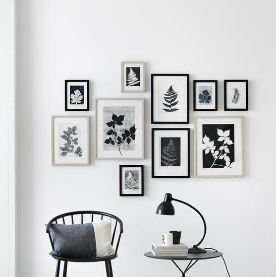 Domowa galeria plakatów