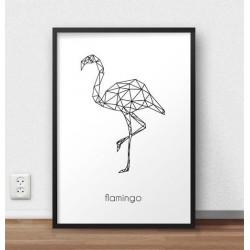 Z flamingiem