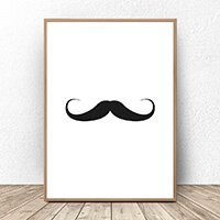 Wąsy Mustache
