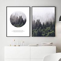Zestawy 2 plakatów